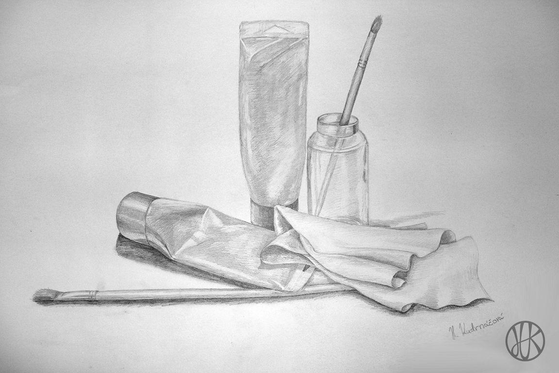 Drawing Still life #drawing #stilllife #art #paint