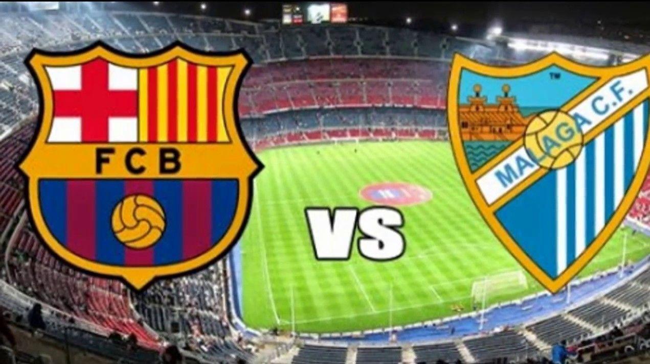 Malaga Vs Barcelona Live Stream