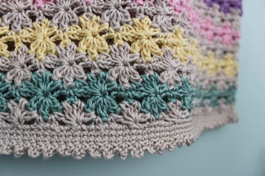 Floreal stitch