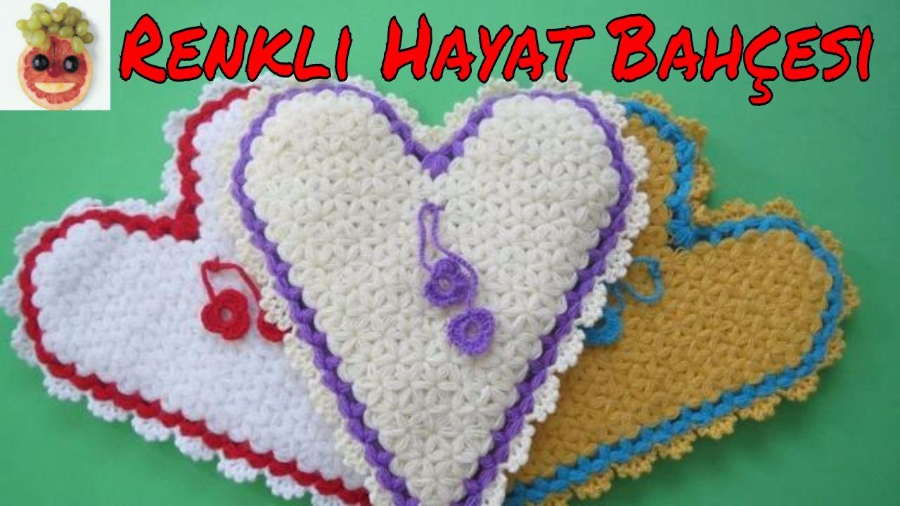 Kalpli Patik Yapılışı Anlatımlı Türkçe Videolu