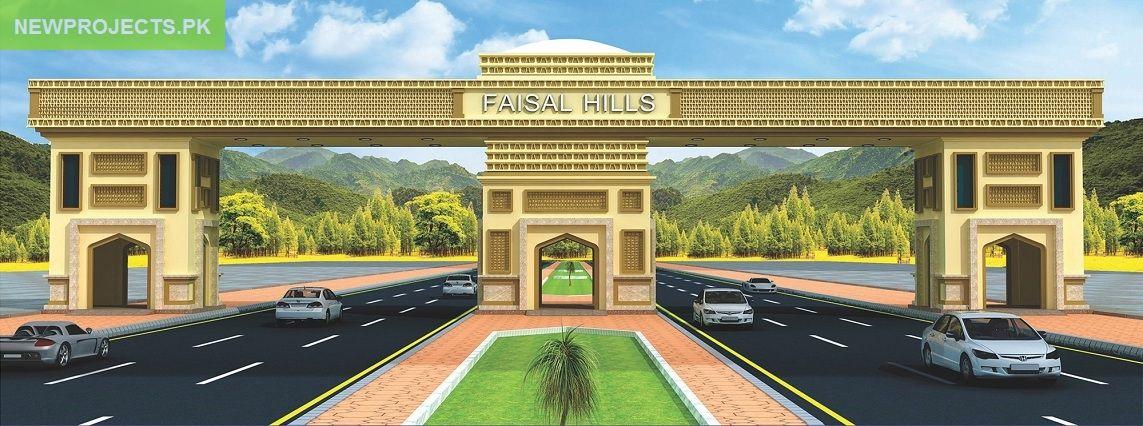 Faisal Hills Main G.T. Road Taxila Newprojects.pk