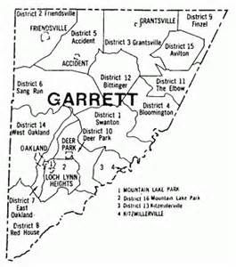 map of garrett county maryland Garrett County Maryland Bing Images Garrett County Maryland map of garrett county maryland