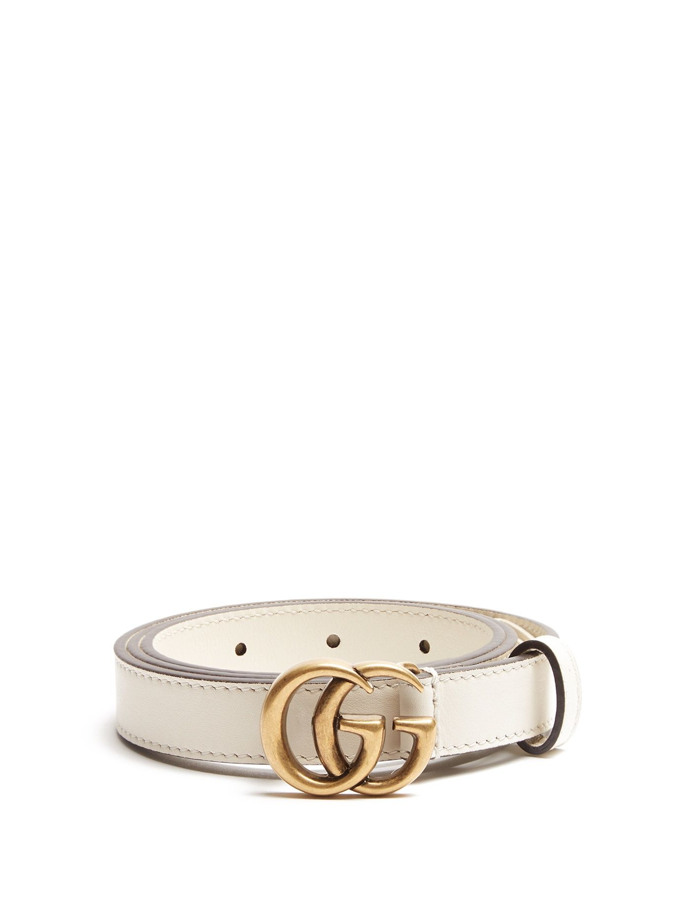 d183b652bd77 Click here to buy Gucci GG-logo 2cm leather belt at MATCHESFASHION ...