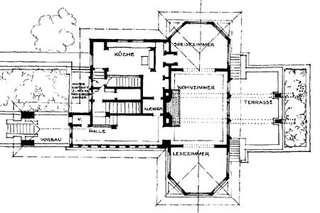 F B Henderson House Elmhurst Illinois 1901 Prairie