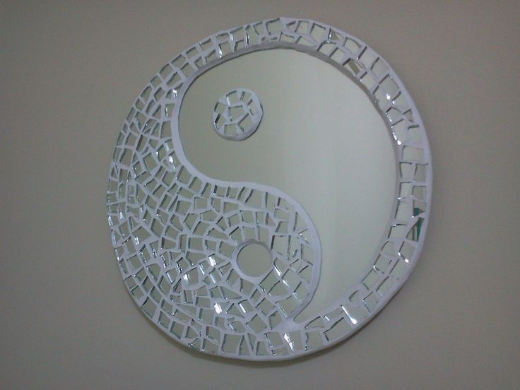 Resultado de imagen para mosaicos+de+espejos+rotos   Azul ...