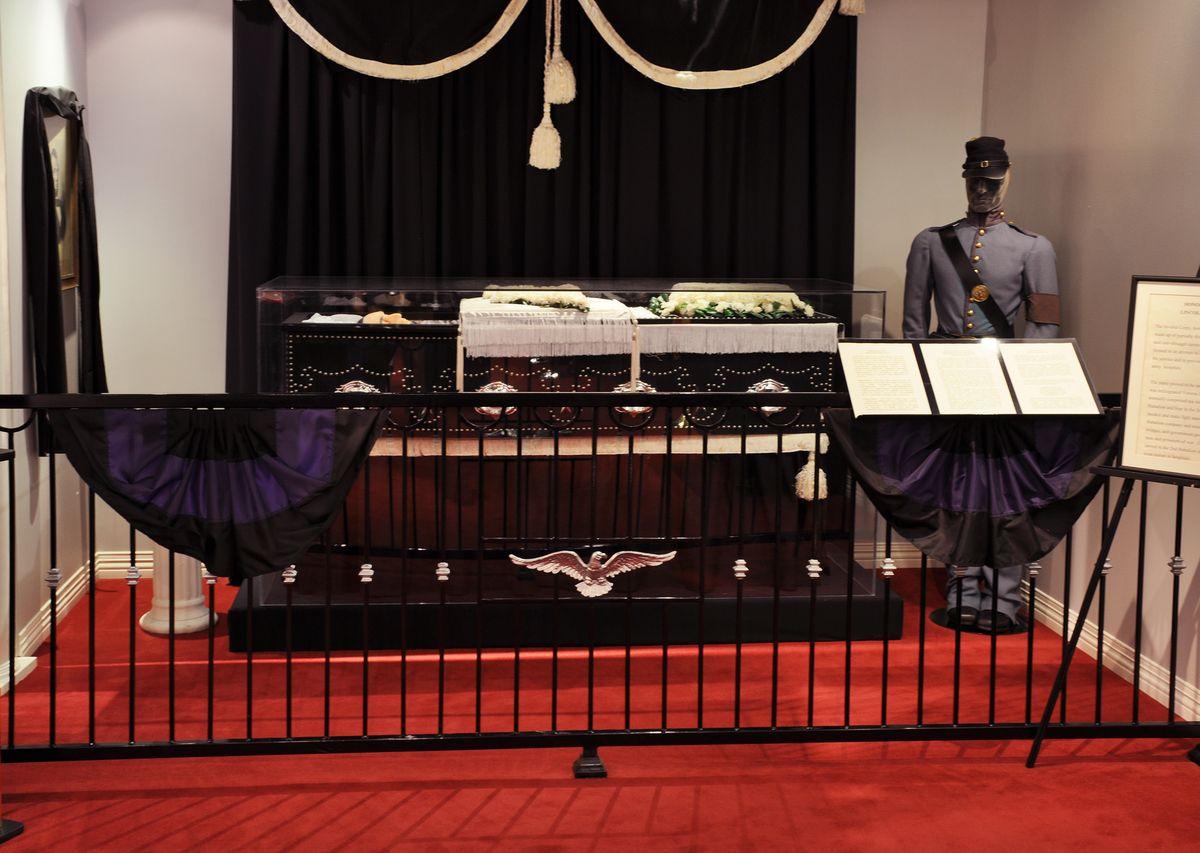 Weirdest Museums national Museum of Funeral History