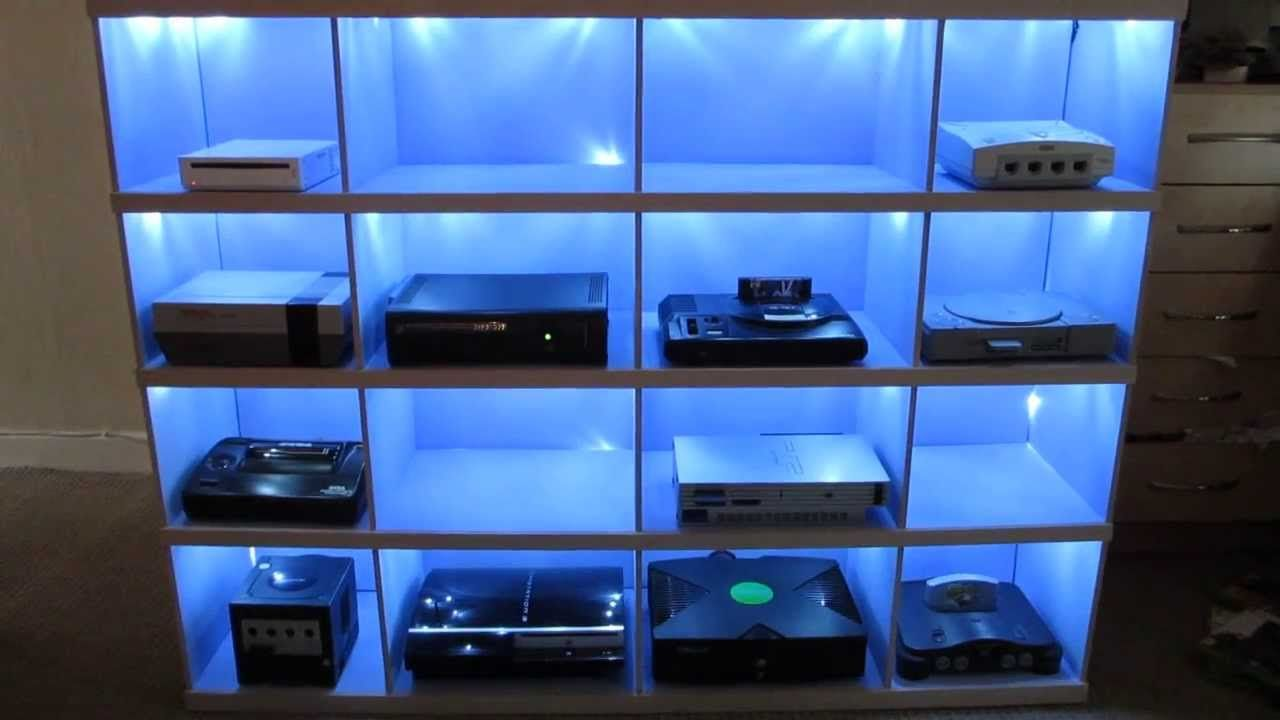 Great Video Game Console Collection   Google Search
