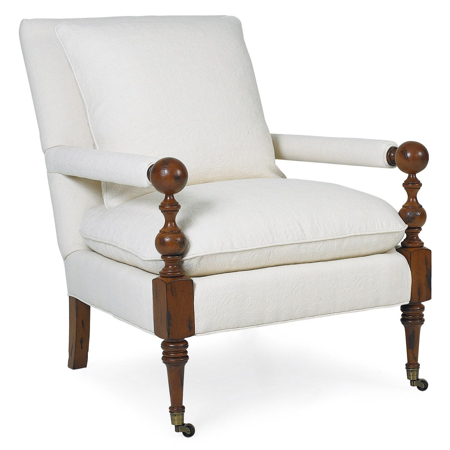 Bradstreet Chair (With images) Upholstered accent chairs