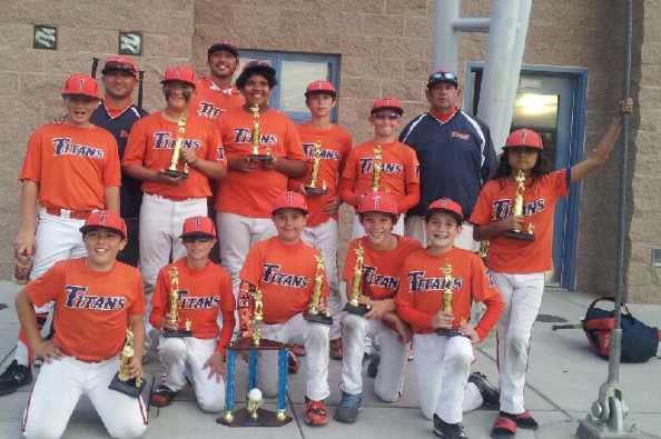 Titans Elite 12u Travel Baseball By Vince Sapien Gofundme Travel Baseball Elite Baseball