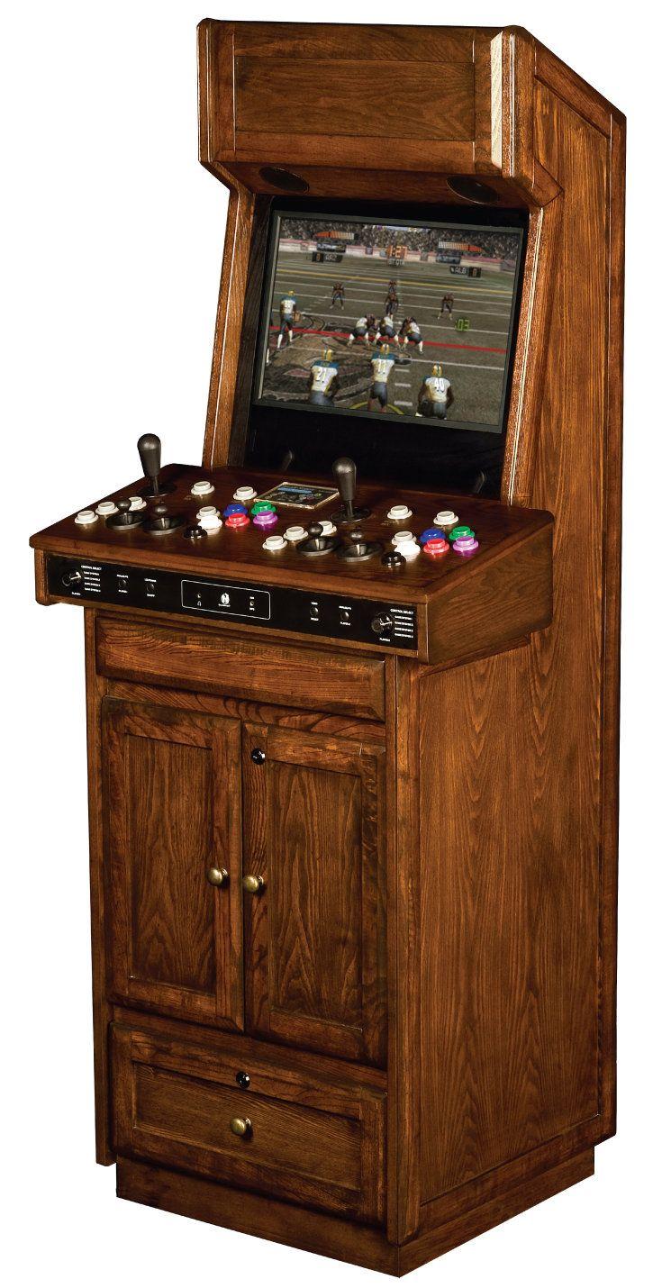 Cocktail Arcade Cabinet Kit Quasimoto Arcade Cab Arcade Cabinet Pinterest