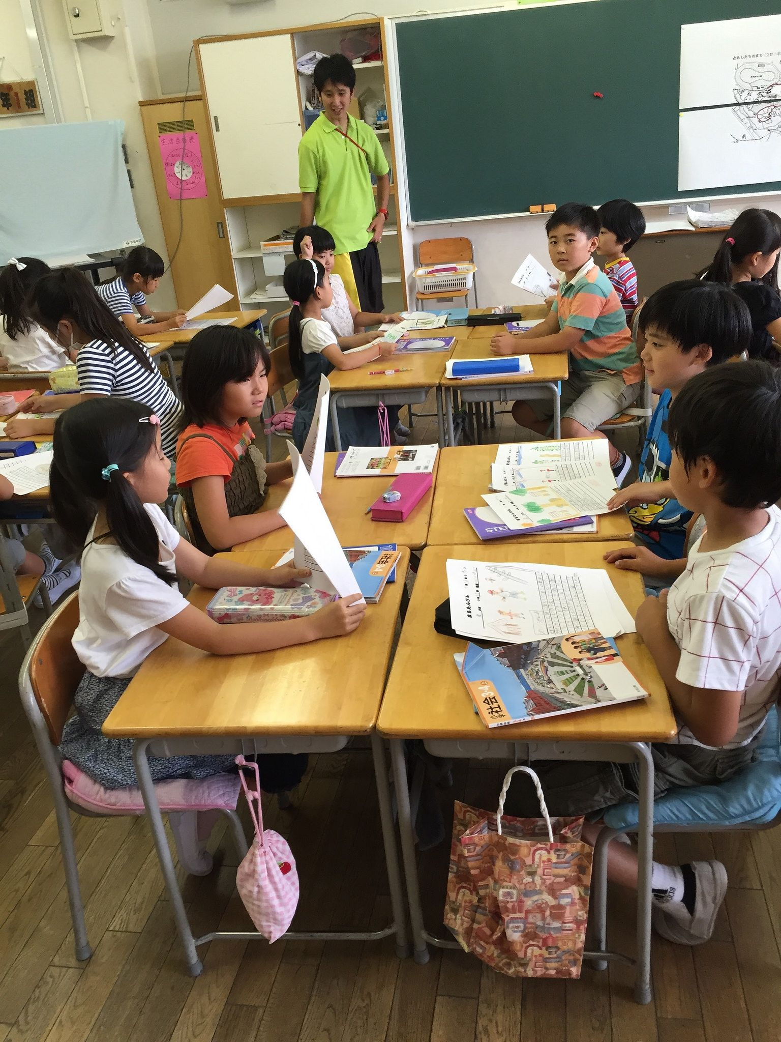 Using Japanese 'Lesson Study' to Increase Collaboration