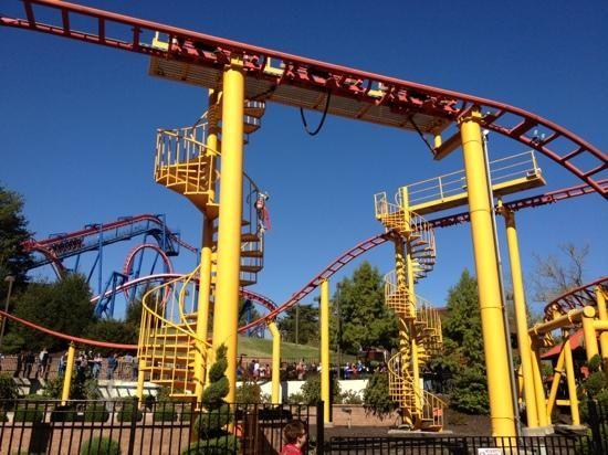 parc attraction kansas city