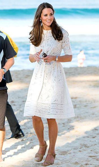 Sun-Dress  by Zimmermann - Duchess of Cambridge