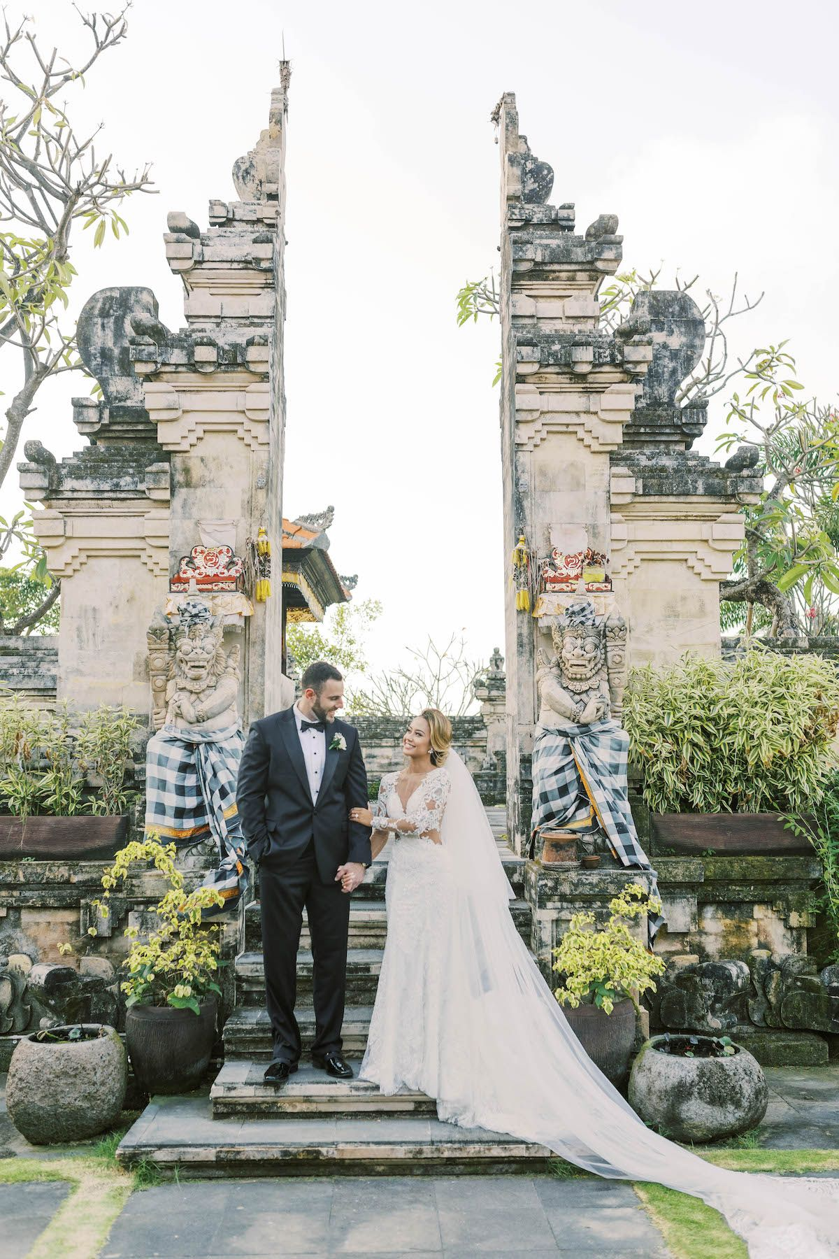 Shelica and Steven's wedding in Bali in 2020 (With images