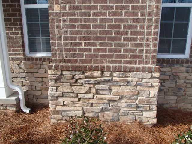 Homes With Stone And Brick Facade Google Search Stone Exterior Houses Brick Exterior House Stone Front House