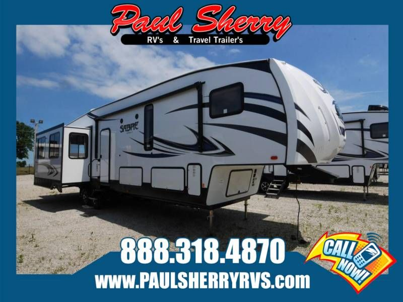 2019 Forest River Sabre 36bhq For Sale Piqua Oh Rvt Com