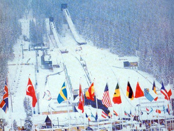 Igman Sarajevo, 1984 Olympics