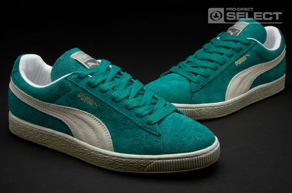 Puma Trainers Puma Suede Vintage Mens Shoes Mens