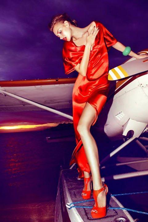 Nihil Obstat en @Mujer hoy  Julio.  Realización y estilismo: Jose Herrera. #Moda #Fashion