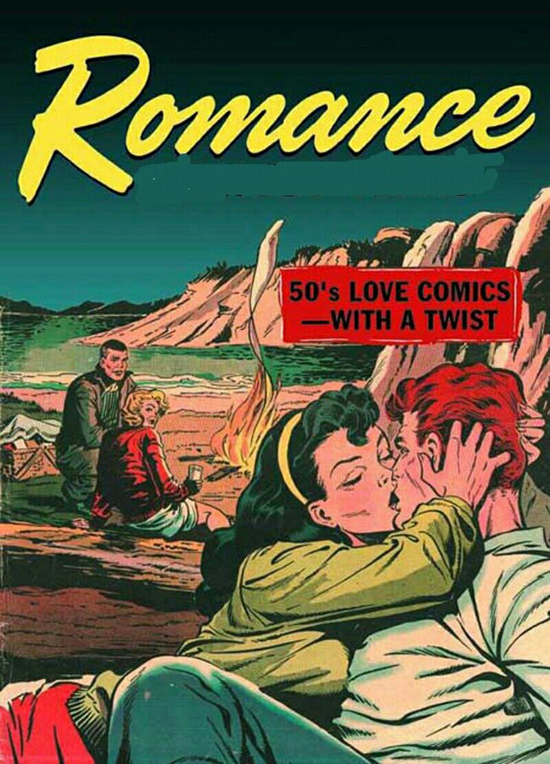 Something also Sexy 50s comic books