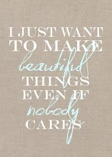 Make Beautiful Things via Landee See Landee do
