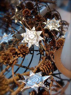 sterne aus teelichth lsen kinder basteln pinterest weihnachten basteln weihnachten und. Black Bedroom Furniture Sets. Home Design Ideas