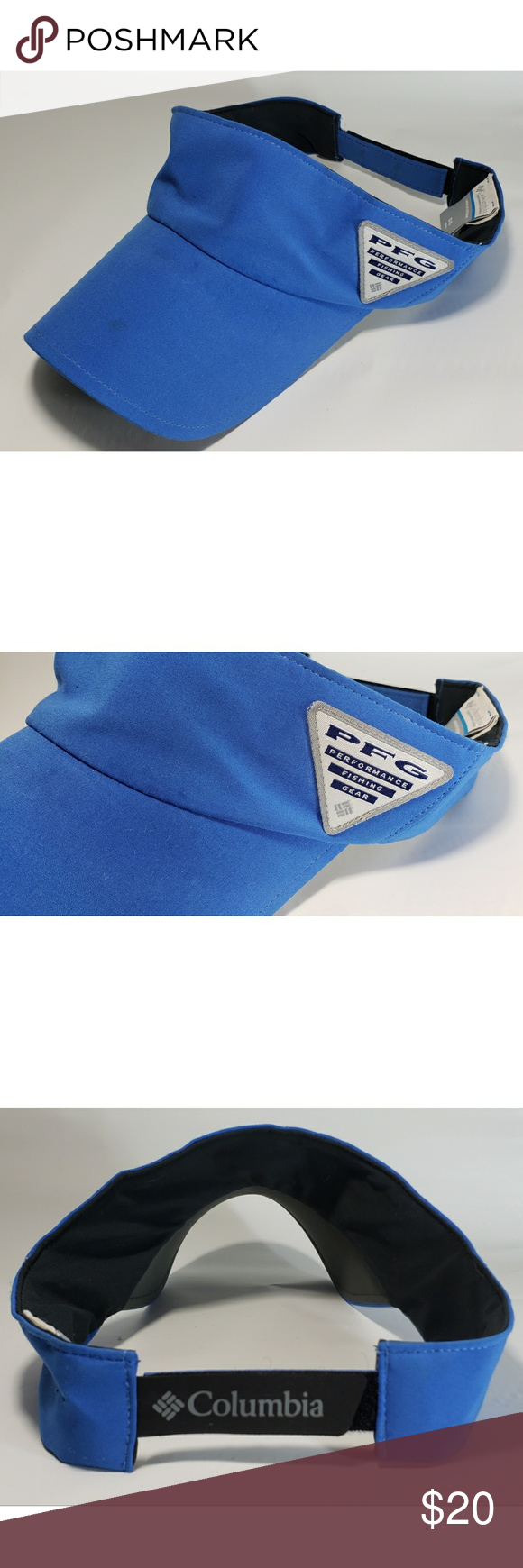 3f0d618a54b Columbia PRG Sun Visor Brand  Columbia Size  Small Condition  Good (great  condition