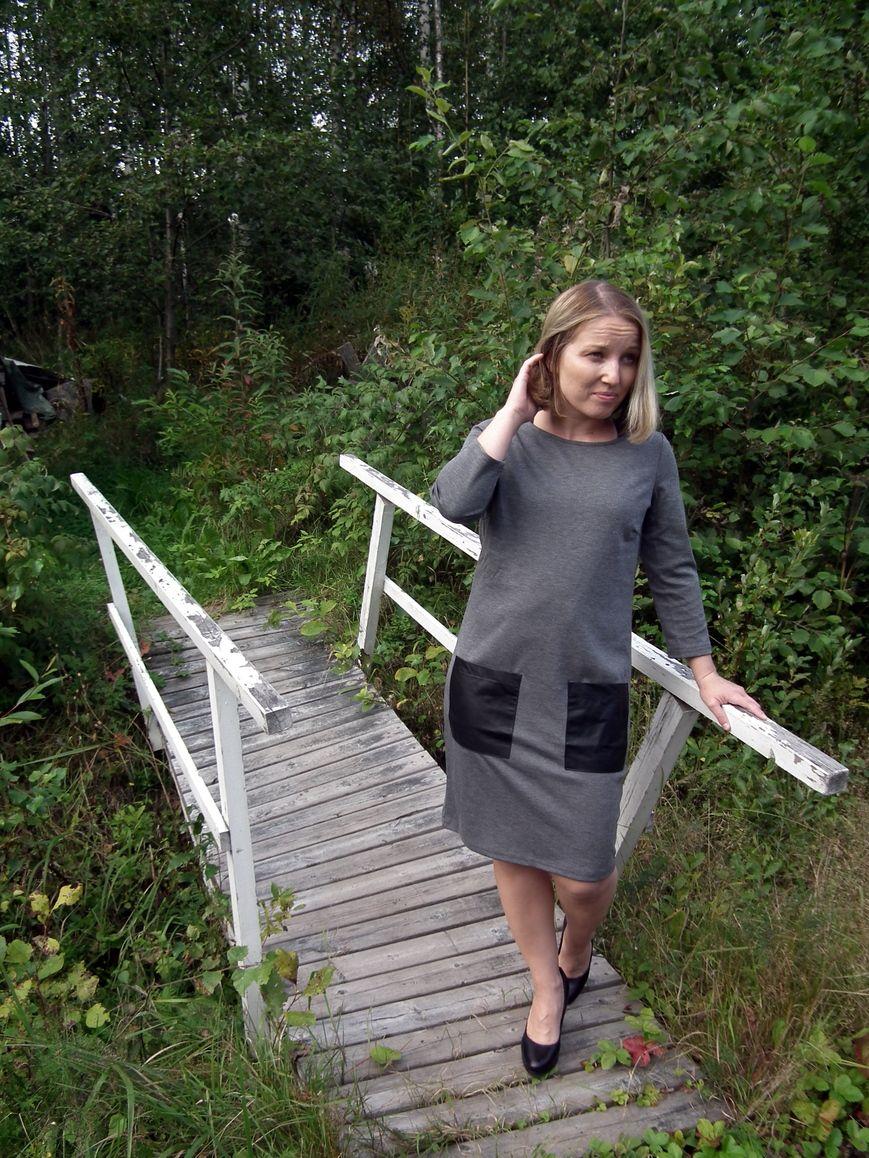 Syysmekko / 147 cm elämää http://www.stoori.fi/147cm-elamaa/syysmekko/
