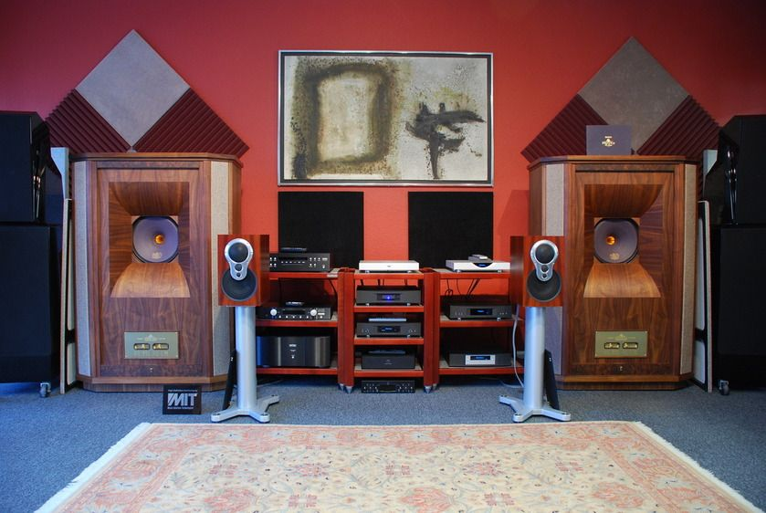 TANNOY Westminster Royal SE | Full range | Pacifica, California 94044 | AudiogoN - The High-end Audio Community