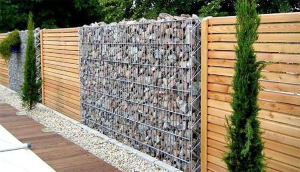 Gorgeous Modern Fence Design Ideas To Enhance Your Beautiful Yard 19 Modern Fence Design Modern Fence Fence Design