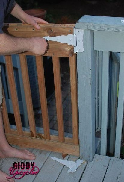 100s Of Deck Railing Ideas And Designs Deck Gate Diy Deck