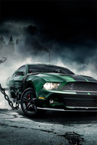 Mustang Monster Android Wallpaper Ford Mustang Wallpaper Mustang Wallpaper Car Backgrounds