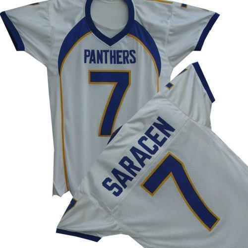 Matt Saracen Friday Night Lights Football Dillon Panthers Jersey 7 Stitched 30b93f19b
