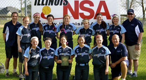 Glenview S Illinois Shockwave 14u Take Second In Tourney Softball Tournaments Glenview Baseball Tournament