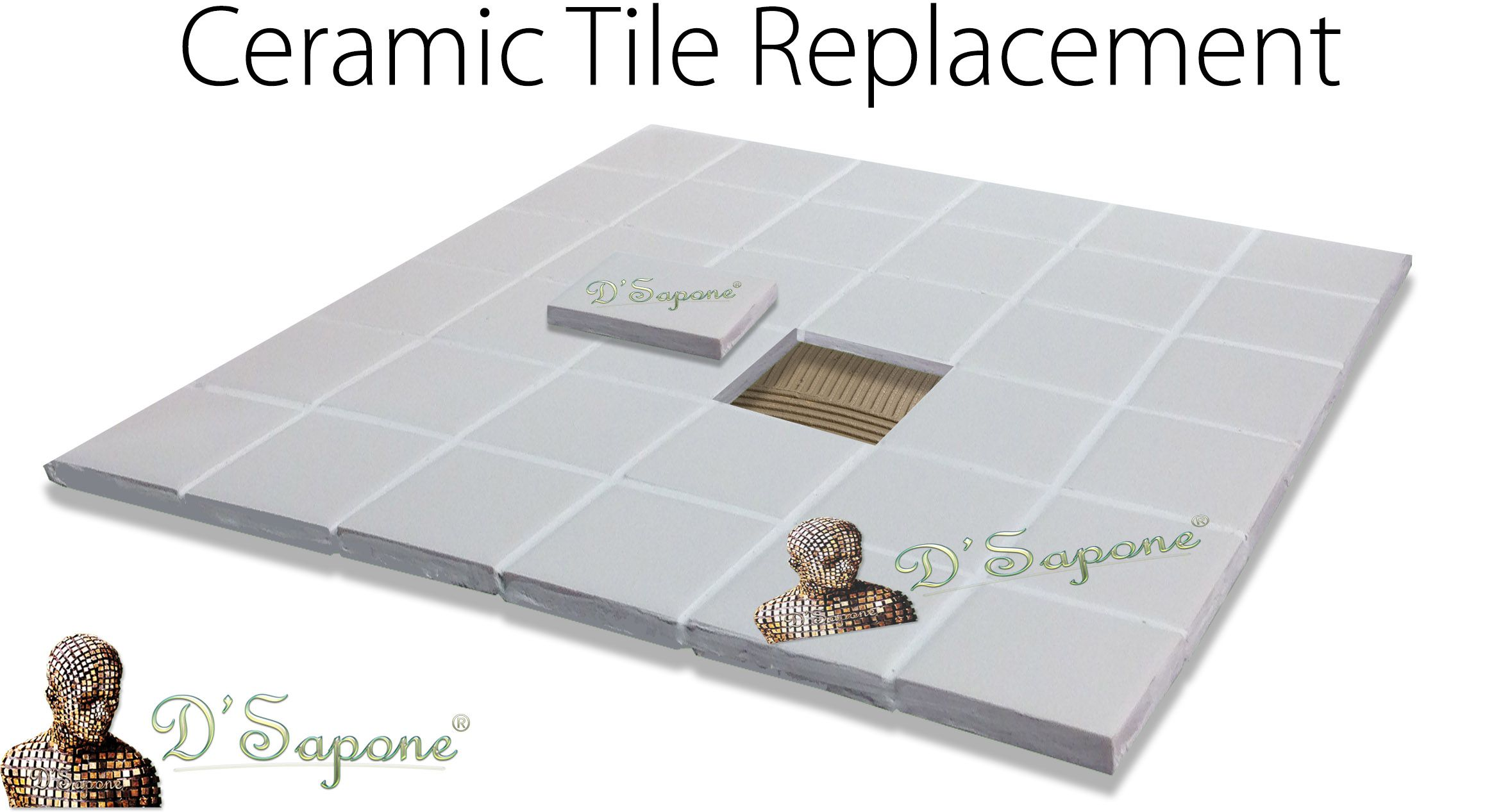 If You Have An Extra Ceramictile We Will Replace The Cracked