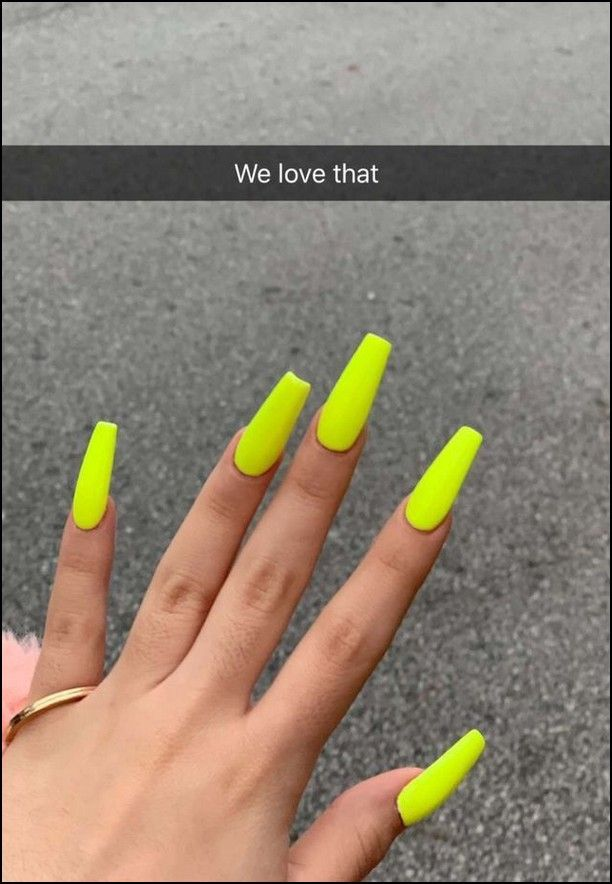 Pin By Arikiki On Nailed It Coffin Shape Nails Coffin Nails
