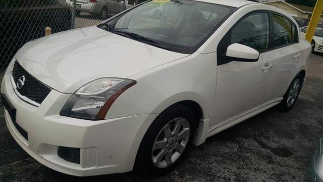 Used 2010 Nissan Sentra 2.0 SR for Sale in Miami FL 33168
