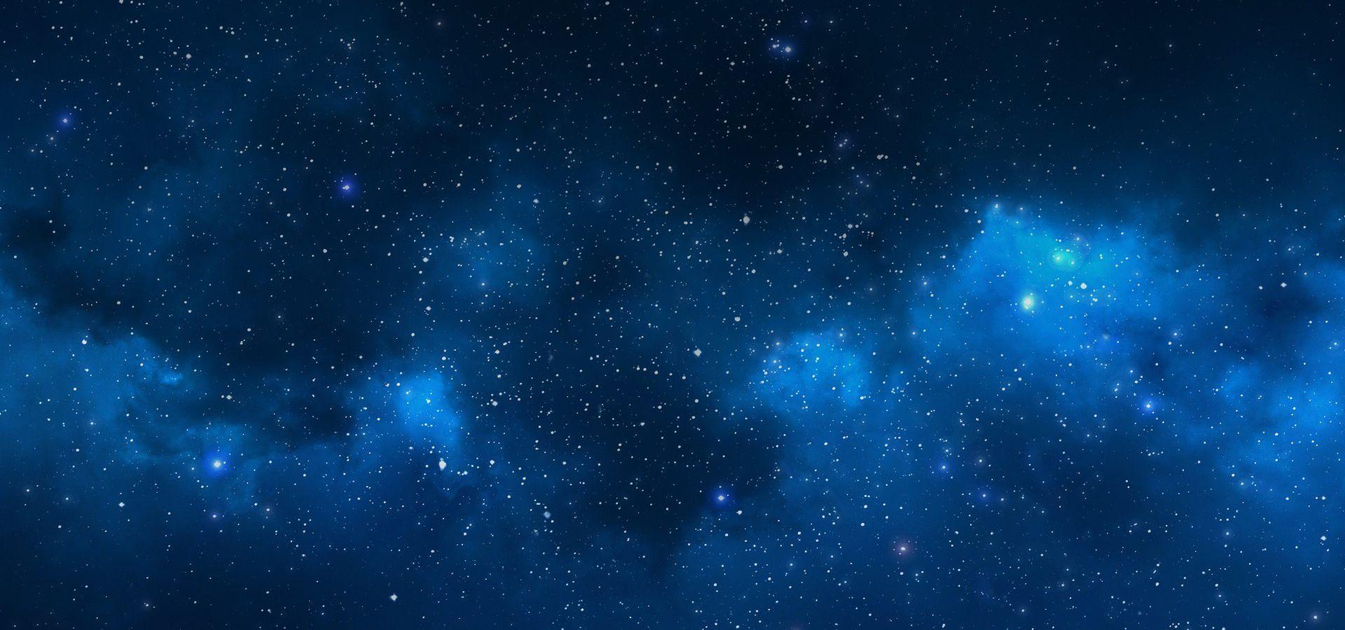 Night Sky Star Background Material Blue Night Sky Stars Star Background Stars At Night