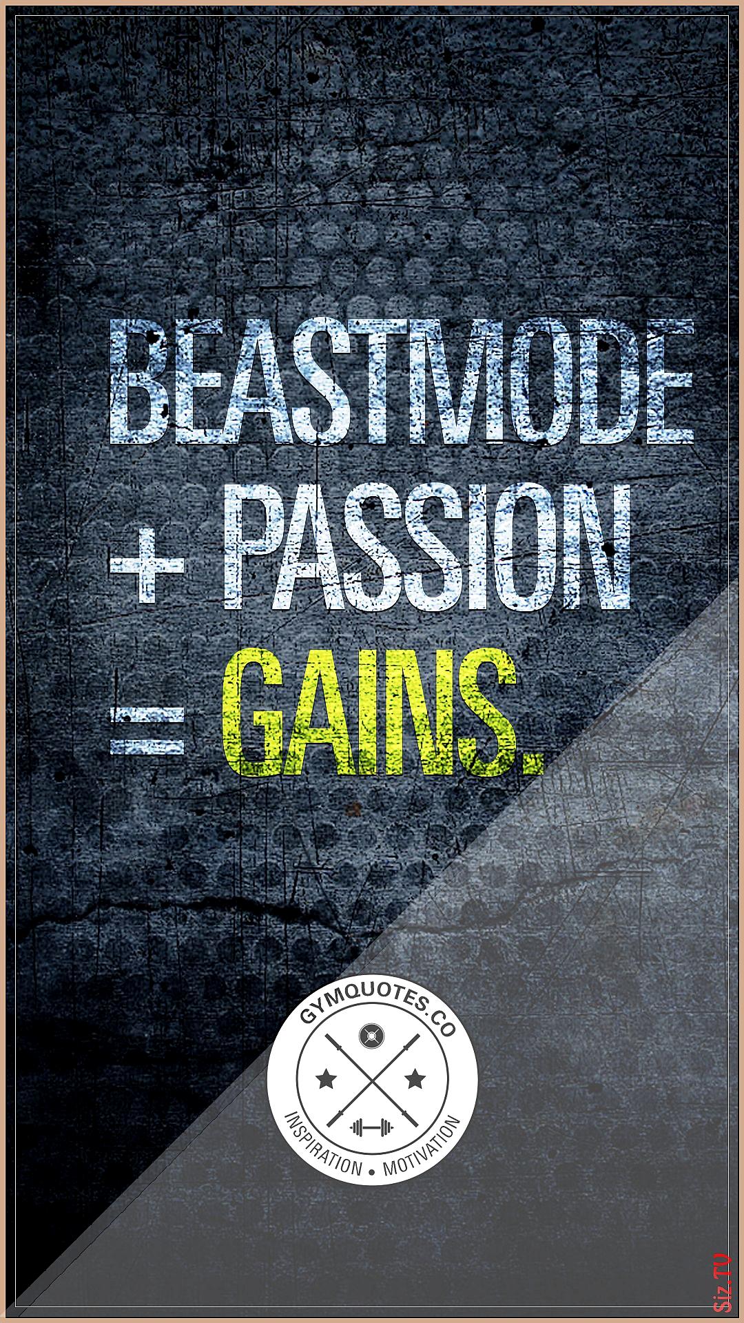 Beast mode  passion  gains Beast mode  passion  gains Na Dine EarlB11 Fitness  Motivation Beast mode...