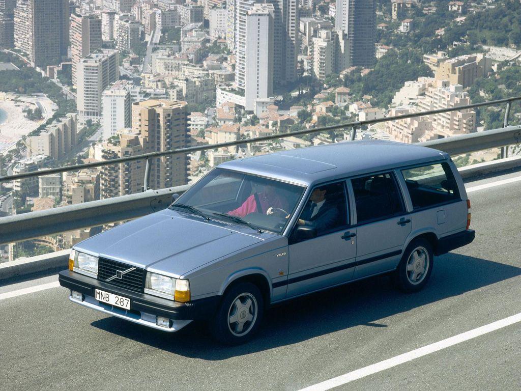 740 Turbo Estate Volvo Volvo 740 Volvo Wagon