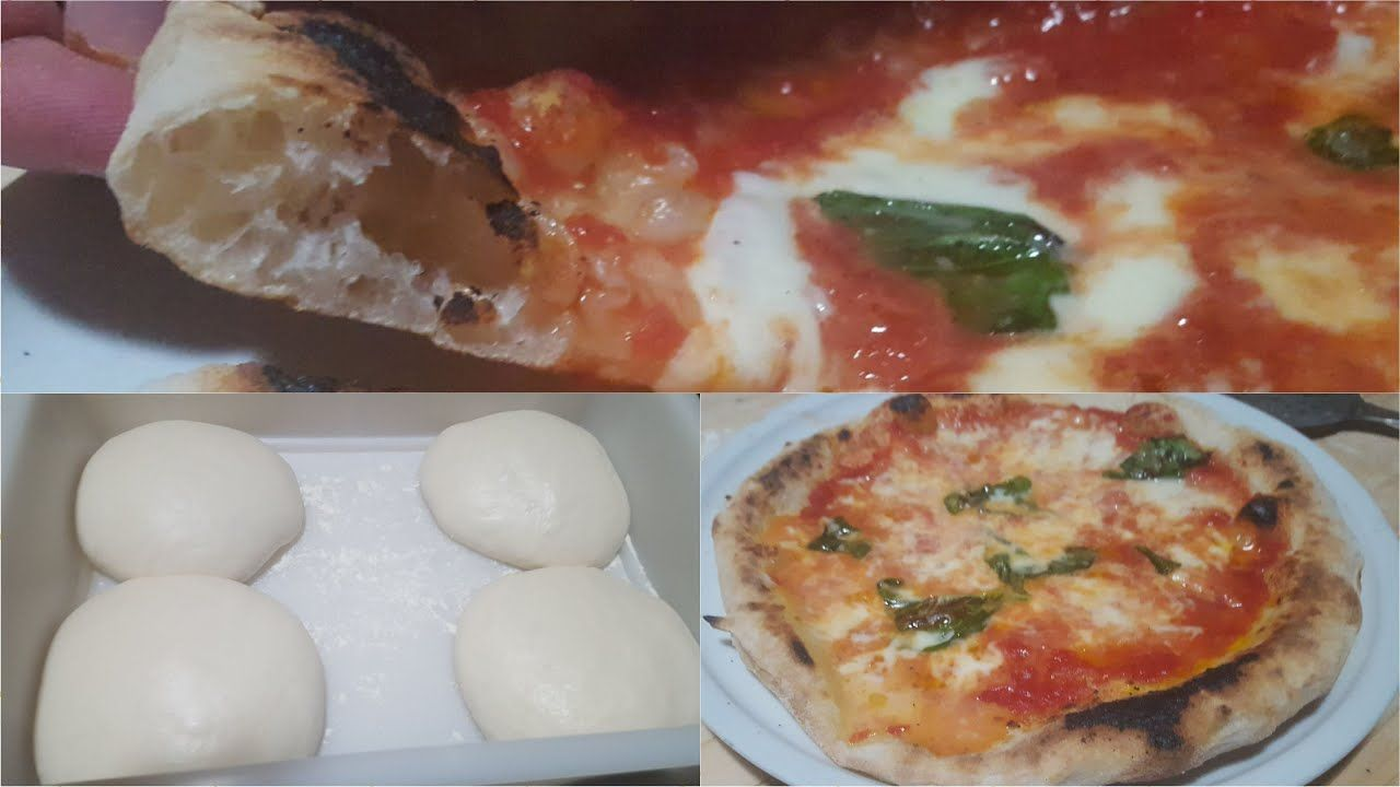 Pizza Napoletana Fatta In Casa Dall Impasto Alla Cottura Youtube Nel 2020 Pizza Pizza Napoletana Ricette