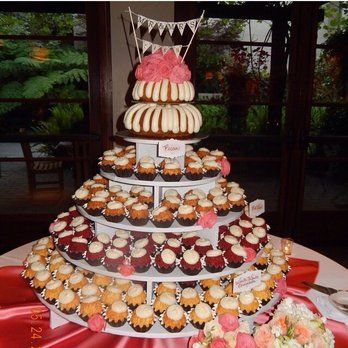 Nothing Bundt Cakes Display