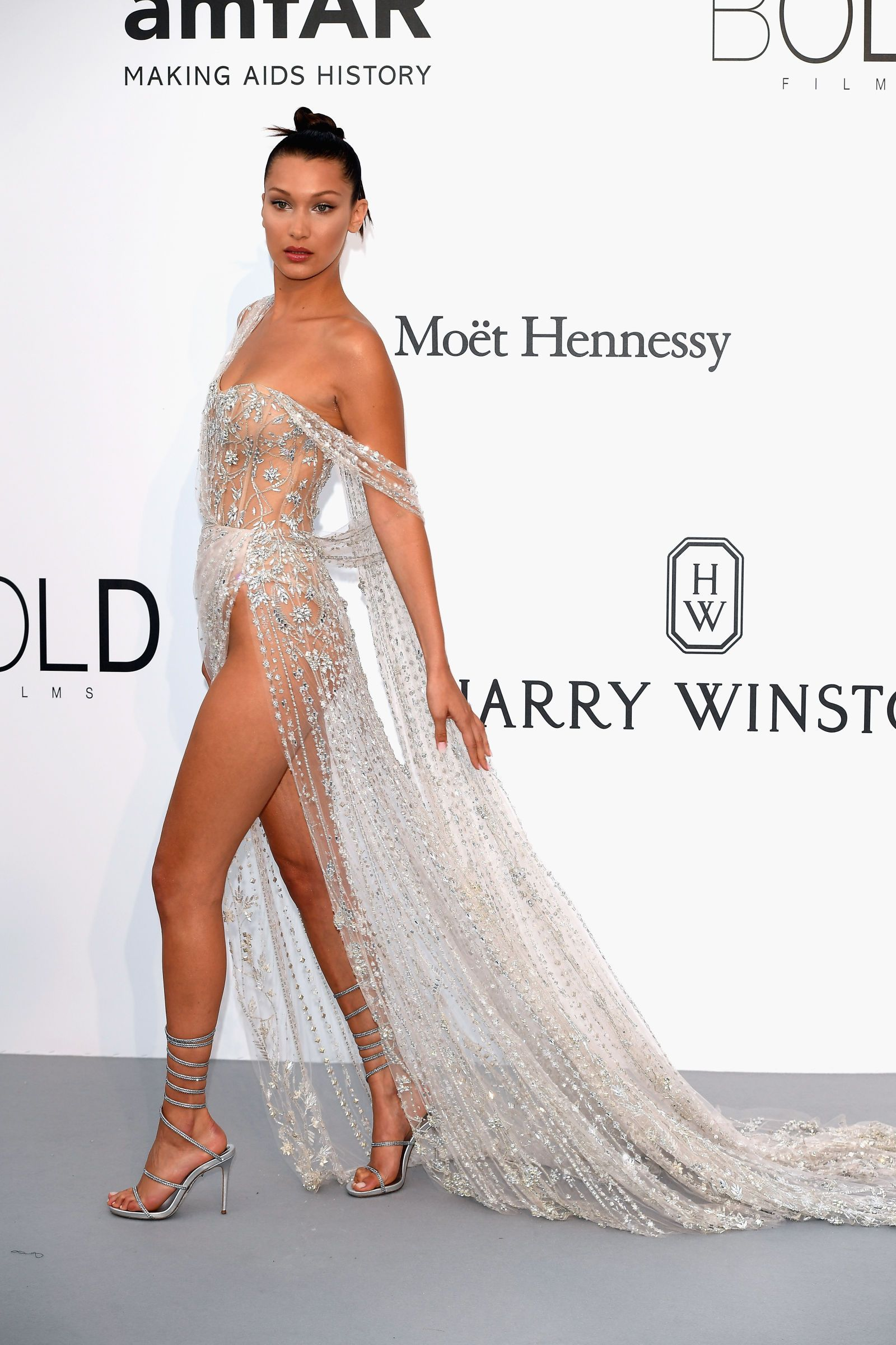 The Most Naked Dresses on The Cannes Red Carpet forecasting