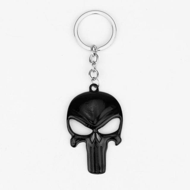 Fashion Guitar Keychain Key Rings Alloy Bag Hanging Pendant Bottle Opener Gift