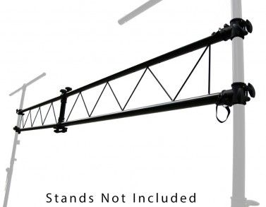 Pro Audio Dj Light Lighting Portable Truss 10 Foot I Beam Section Add To Speaker Stands Or Dj Lighting Beams Lighting