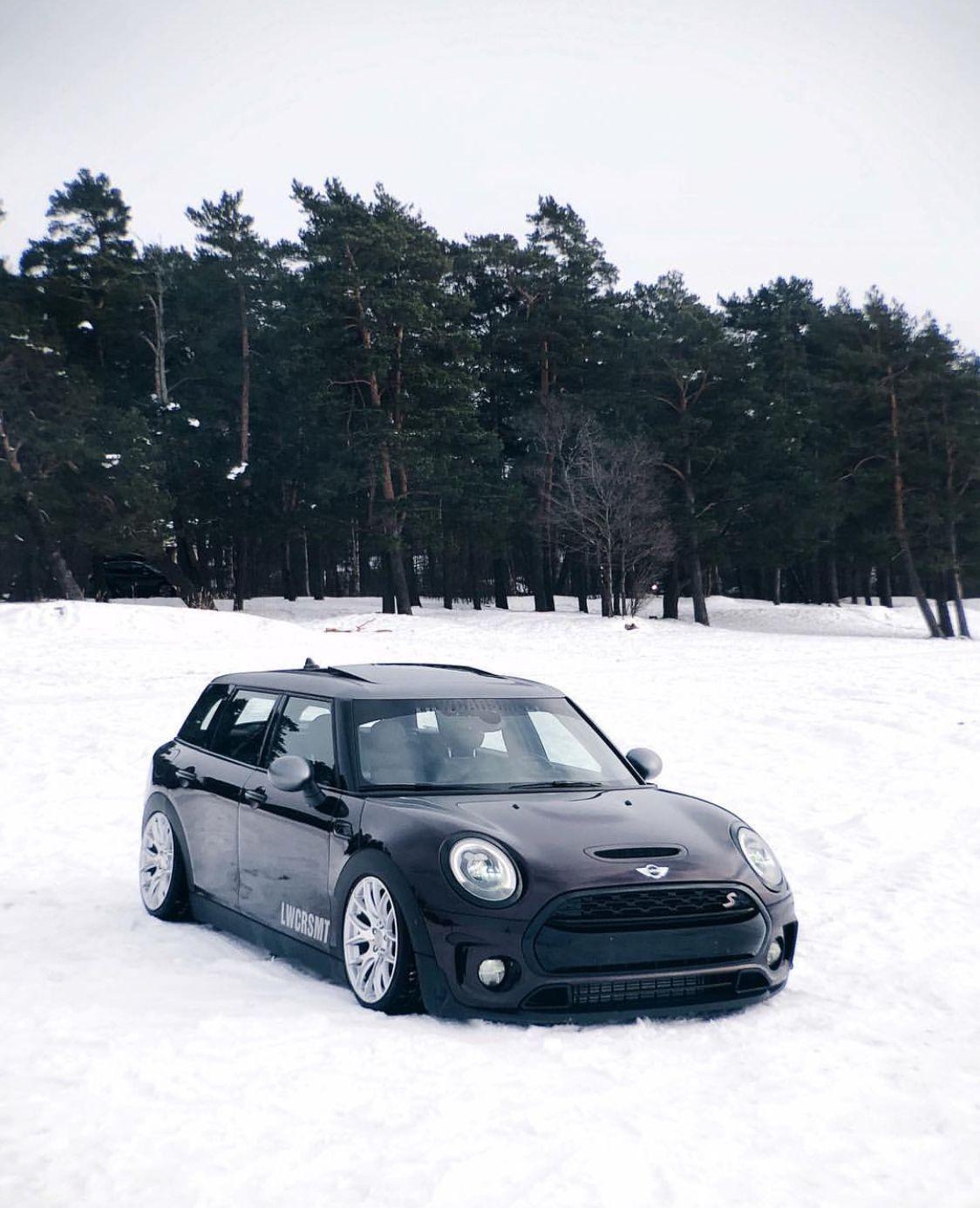 Mini Clubman F54 Mini Mania Mini Clubman Mini Cooper S Vehicles