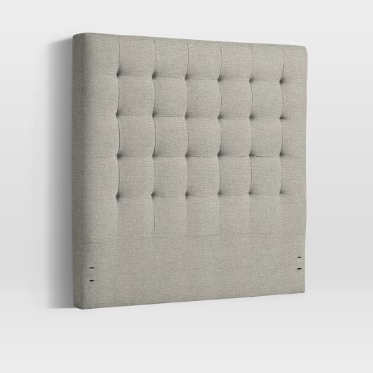 Grid Tufted Headboard - 56\
