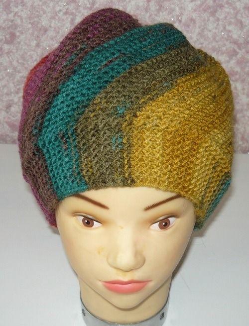 Вязание спицами шапок из пряжи ализе 117
