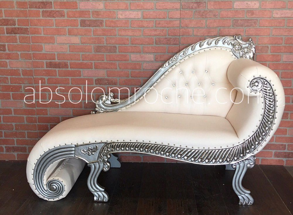 new item victorian chaise sofa settee goldwhite products pinterest chaise sofa settees and victorian
