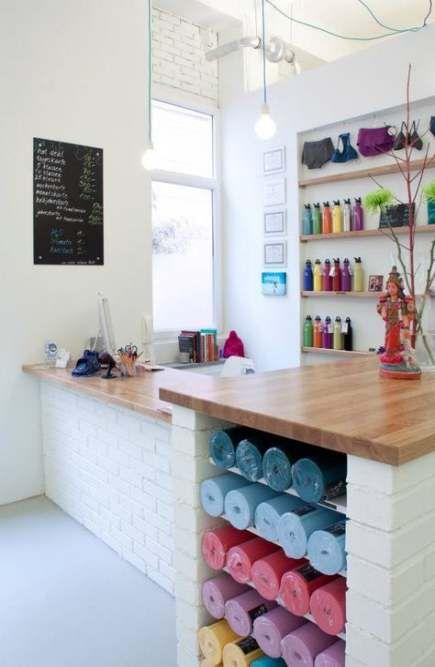 Trendy fitness interior gym yoga studios Ideas -   11 fitness Yoga room ideas